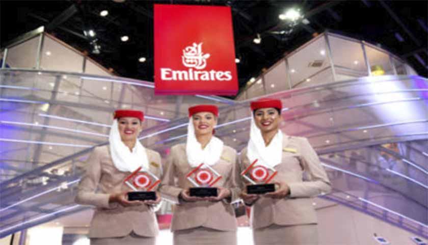 Emirates tem o Melhor Serviço de Entretenimento a Bordo do Mundo
