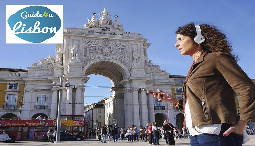 Guide4U conta-lhe as histórias sobre a cidade de Lisboa