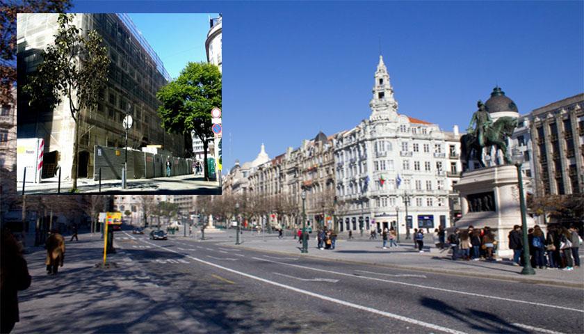 Hotel Bonjardim, gerido pela Hotusa, vai nascer no Porto