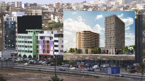 Cidade da Praia vai ter hotel KK gerido pela Eurostar