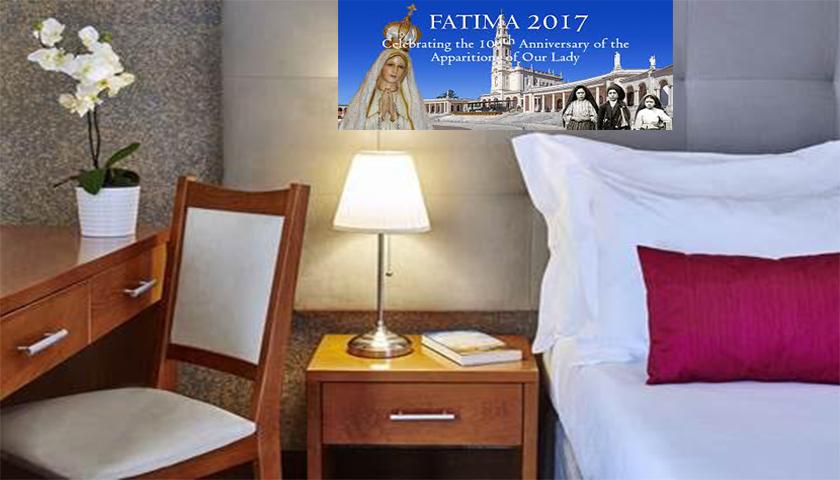 Preços da hotelaria em Fátima a crescerem