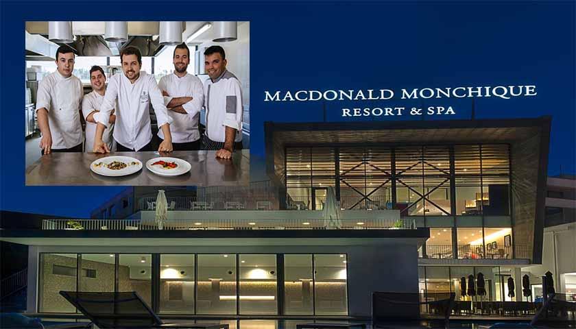 Macdonald Monchique Resort & SPA tem 80 vagas de emprego