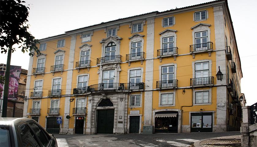 Palácio Ludovice à espera de licenciamento para hotel de 5 estrelas