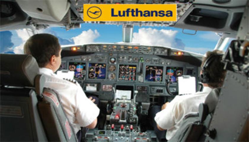 Lufthansa e pilotos chegam a acordo
