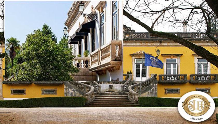 Hotel Quinta das Lágrimas é o novo cinco estrelas de Coimbra