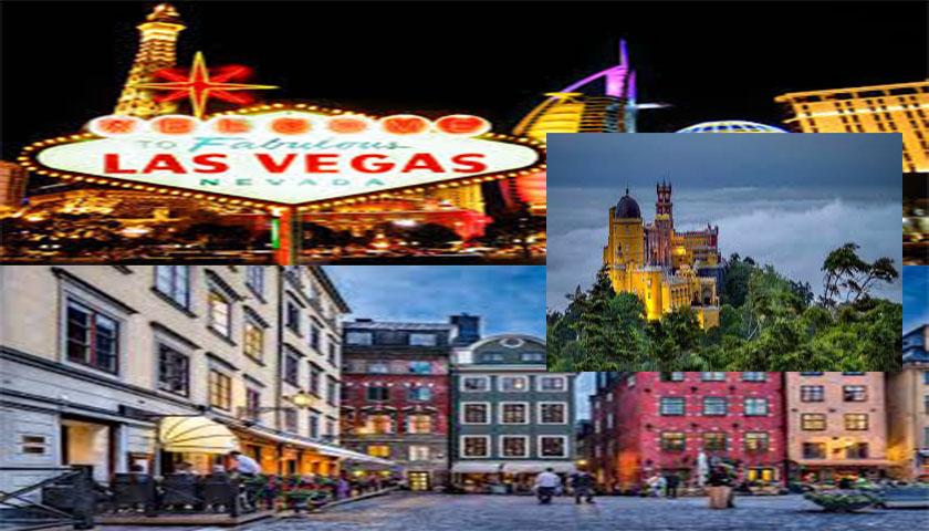 Sintra promove-se em Las Vegas e Estocolmo