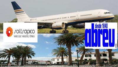 Soltrópico e Abreu voam com a Privilege Style para Porto Santo
