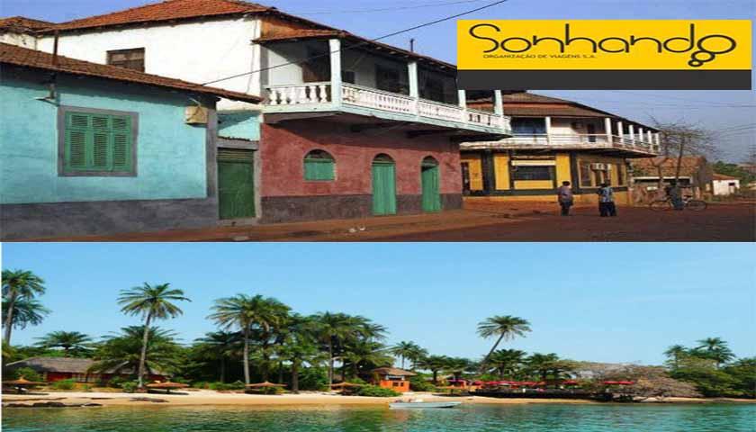 Sonhando lança programas para a Guiné-Bissau