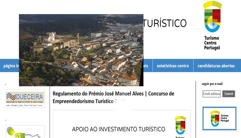 Turismo do Centro distingue app SECURIS