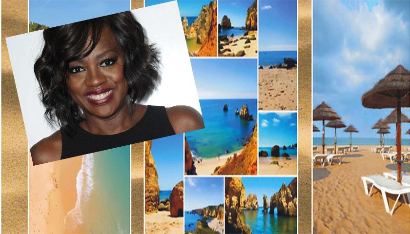Viola Davis quer vir conhecer o Algarve