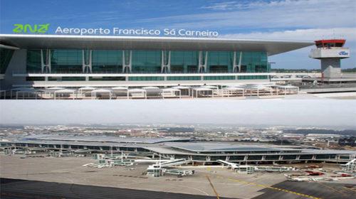 AEROPORTO DO PORTO CELEBRA 10 MILHÕES DE PASSAGEIROS