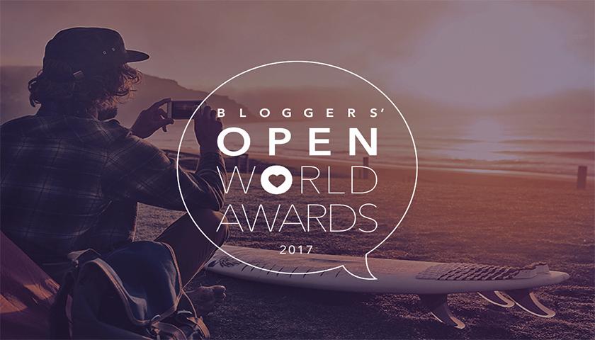 momondo com primeira edição dos Blogger's Open World Awards