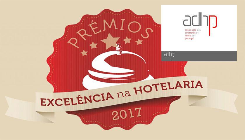 ADHP entregou os Prémios Excelência em Hotelaria 2017