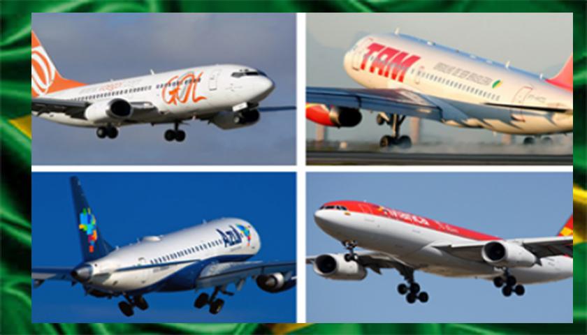 Brasil quer abrir capital das companhias aéreas ao investimento estrangeiro