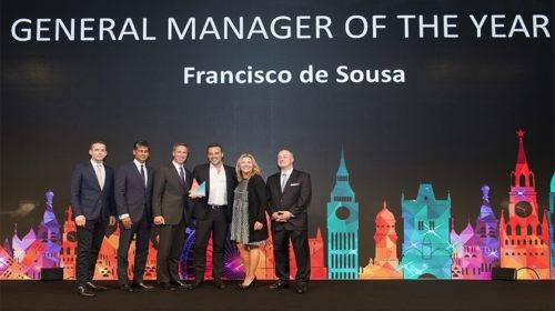 Marriott: Francisco Nogueira de Sousa é o melhor director-geral do grupo na Europa