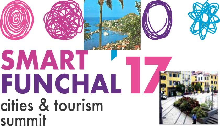 """Congresso """"Cidades Inteligentes e o Turismo Inteligente"""" no Funchal"""
