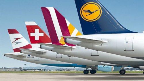 Lufthansa permite reservar um grupo com um só clique