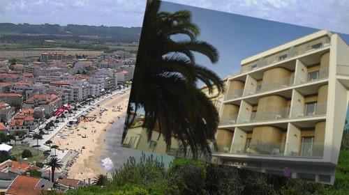 Hotel Concha reabre renovado em São Martinho à Porto