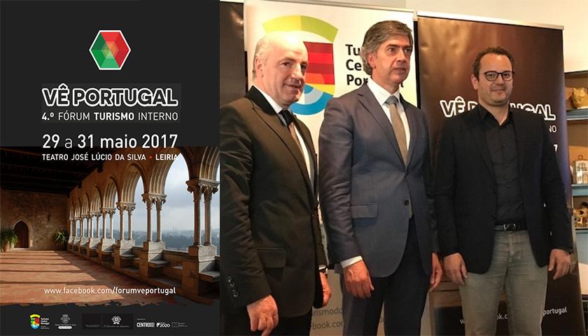 Turismo em Portugal para portugueses em debate em Leiria