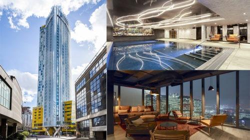 Novotel London Canary Wharf inaugurado em Londres