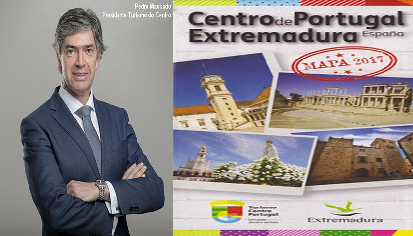 Turismo do Centro distinguido em Espanha