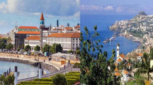 Ponta Delgada e Funchal: destinos mais procurados pelos portugueses