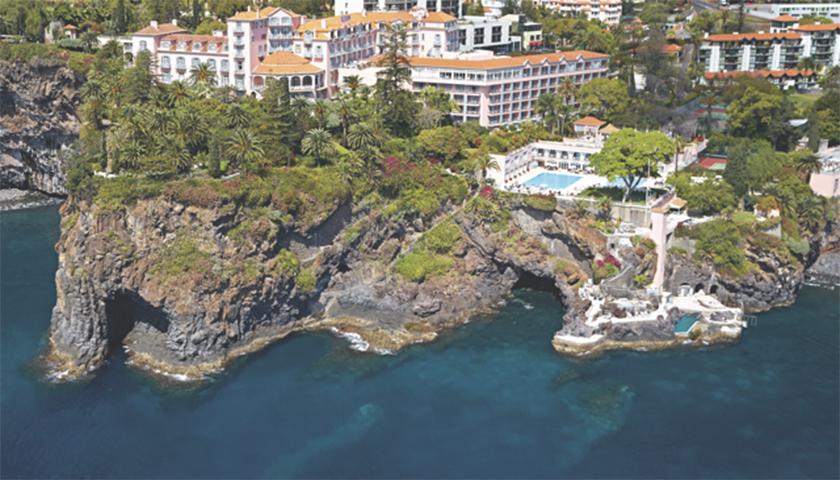 Belmond Reid's Palace eleito melhor hotel de Portugal