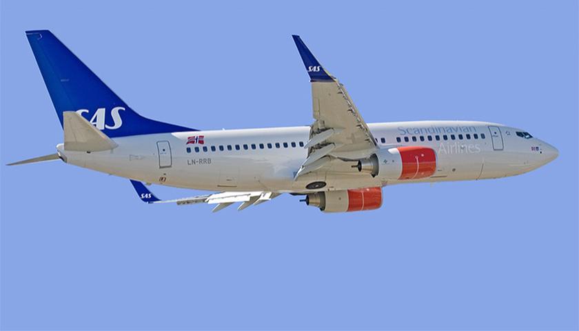 SAS vai ligar Faro e Estocolmo com dois voos semanais