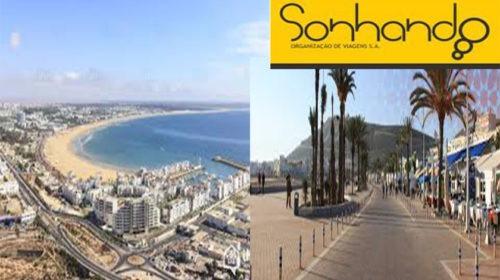 Sonhando propõe Agadir em Venda Antecipada