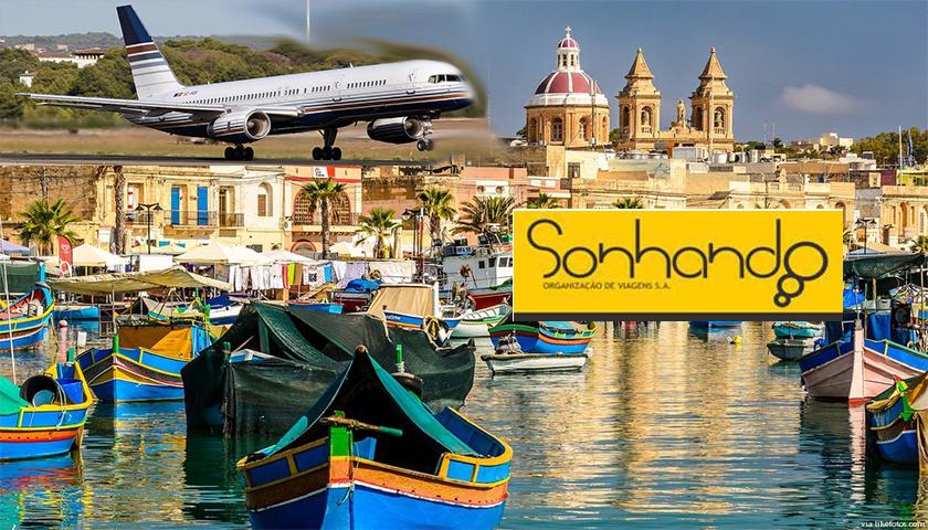 Sonhando oferece Malta com Venda Antecipada