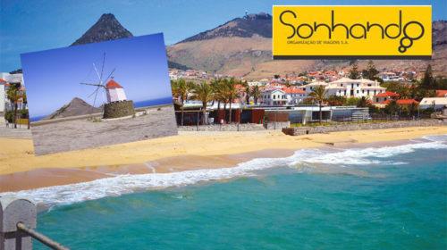 Sonhando propõe Porto Santo para o Verão