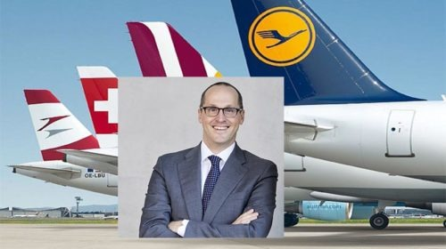 Lufthansa: Stefan Kreuzpaintner é vice-presidente Vendas para a EMEA