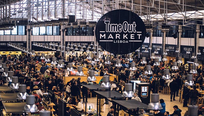 Time Out Market lança cartões recarregáveis para grupos de turismo