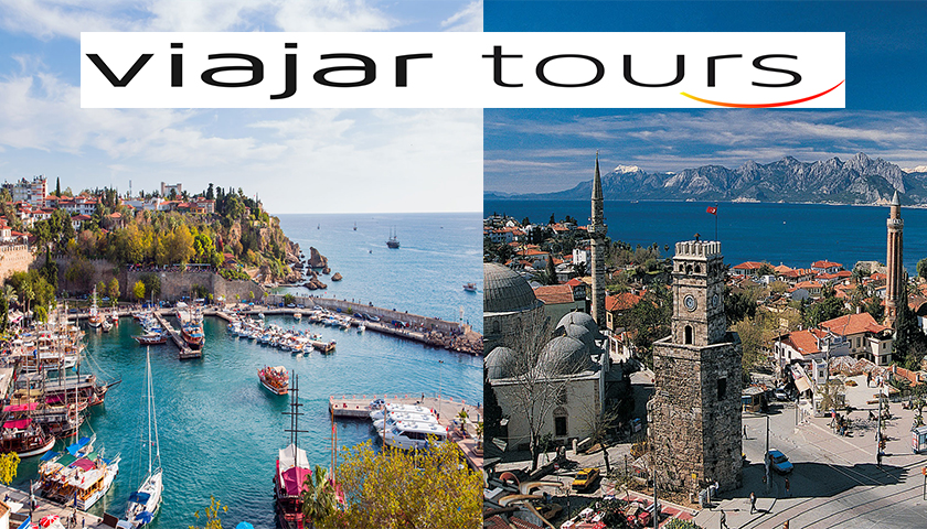 Viajar Tours propõe Antalya para o próximo verão