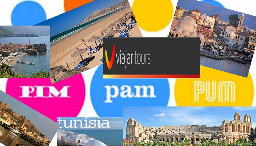 Viajar Tours lança Campanhas Pim Pam Pum