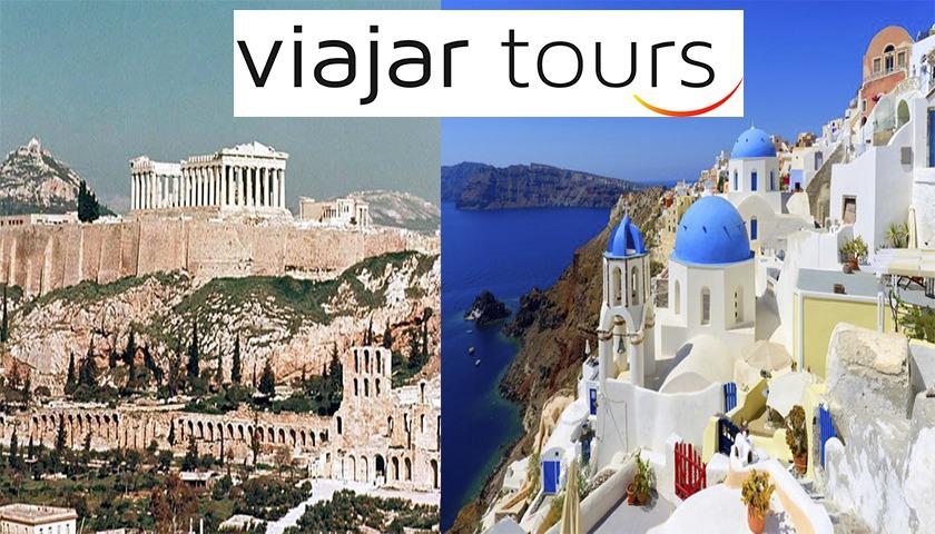 Viajar Tours mostra a Grécia em combinado