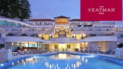 Hotel The Yeatman, no Porto, vai ter mais 26 quartos