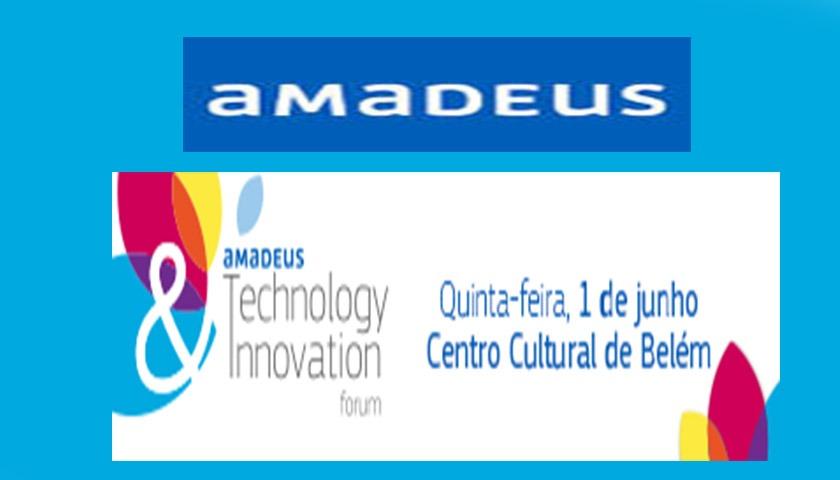 Amadeus Tecnology & Innovation Forum em Lisboa