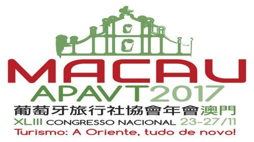 """""""Turismo: A Oriente, tudo de novo"""" é o tema do 43º Congresso da APAVT"""