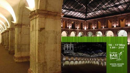 Convento do Beato recebe o Lisbon Bar Show