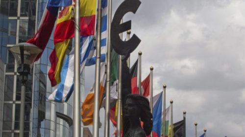 Economia da zona euro cresceu no 1º trimestre