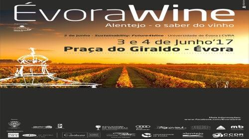 Évora Wine arranca dia 02 de Junho