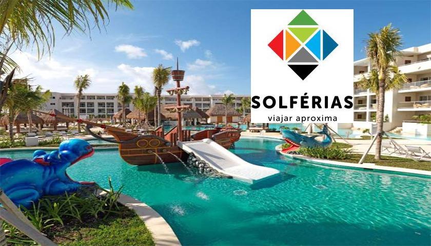 """Em Cuba, Solférias promove o """"Family Concierge by Paradisus"""""""