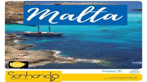 Sonhando tem novo catálogo sobre Malta