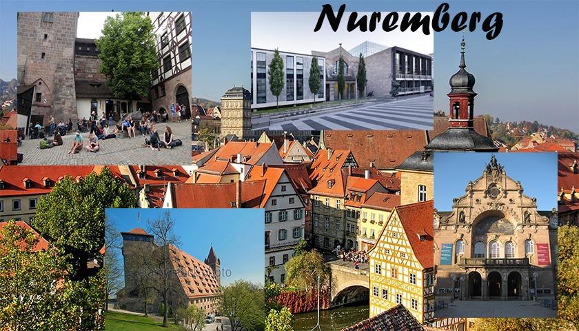 Nuremberg: do renascer à a exemplo de modernidade