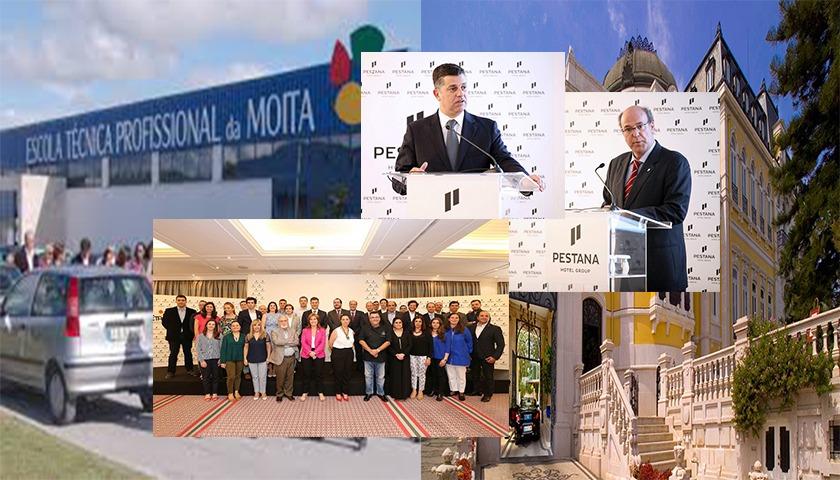 Grupo Pestana inova co-criando curso de formação em hotelaria