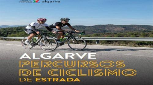 Algarve edita guia de percursos para ciclistas