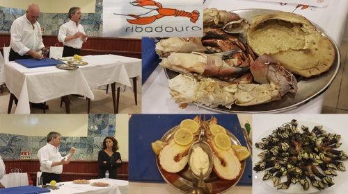 Ribadouro: um espaço gastronómico especialista em marisco