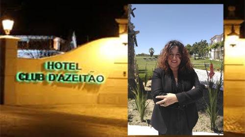 Rosália Ramos directora no Hotel Club d'Azeitão