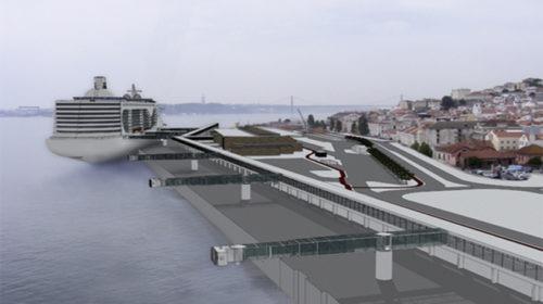 Terminal de cruzeiros de Lisboa pode ser inaugurado no Verão